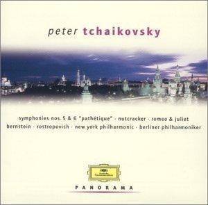 Tchaikovsky: Panorama - Symphonies 5 & 6, Nutcracker, Romeo and Juliet