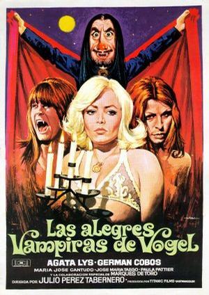 Alegres vampiras de Vögel, Las