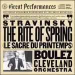 Igor Stravinsky: La Sacre Du Printemps