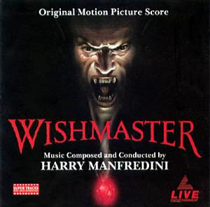 Wes Craven's WISHMASTER-Original Soundtrack Recording