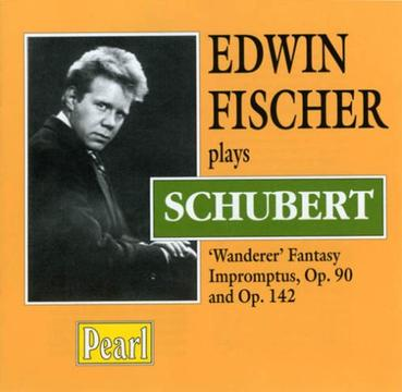 Edwin Fischer plays Schubert