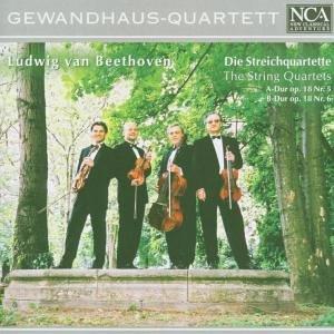 Beethoven: String Quartets Nos 5 & 6 Op.18