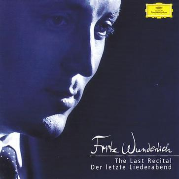 Fritz Wunderlich - The Last Recital