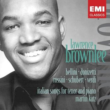 Italian Songs for Tenor and Piano-lawrence brownlee
