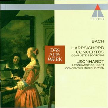 Bach: Harpsichord Concertos [Complete Recording]