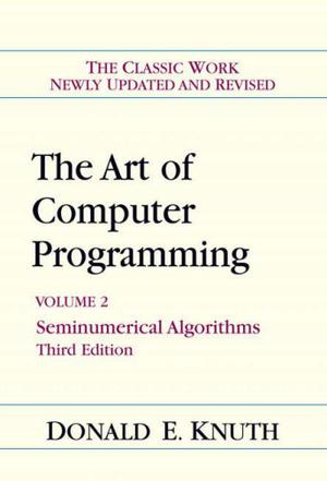 The Art of Computer Programming, Volume 2