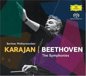 Beethoven: The Symphonies [Hybrid SACD] [Box Set]