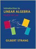 Introduction to Linear Algebra, Fourth Edition
