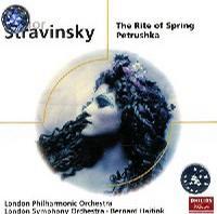 进口:Stravinsky:The Rite of Spring Petrushka()46