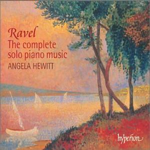 Ravel: Complete Solo Piano Music
