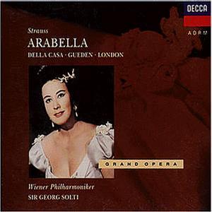 Richard Strauss - Arabella (Opern-Gesamtaufnahme)