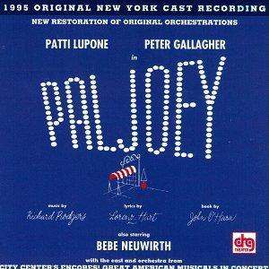 Pal Joey: 1995 Original New York Cast Recording