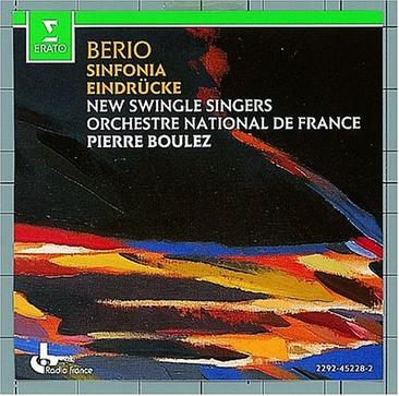 Luciano Berio: Sinfonia; Eindrücke