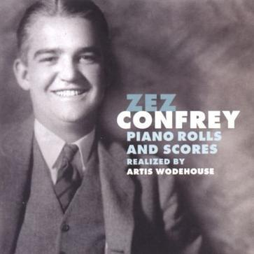 Zez Confrey Piano Rolls and Scores