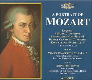 Mozart Portrait [Box Set]