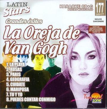 Latin Stars Karaoke: La Oreja de Van Gogh