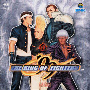 THE KING OF FIGHTERS'99