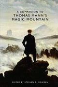 A Companion to Thomas Mann's Magic Mountain (Studies in German Literature Linguistics and Culture)