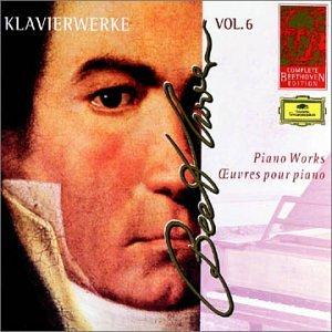 Complete Beethoven Edition Vol. 6 - Piano Works / Demus, Alder, Gilels, Mustonen, Kempff, Barenboim