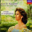 Kiri Te Kanawa - Songs of Inspiration / Julius Rudel, Mormon Tabernacle Choir