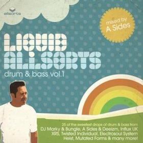 A Sides - Liquid Allsorts Drum and Bass vol.1