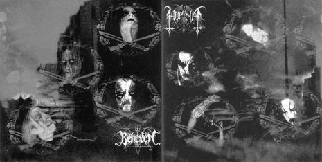 Horna / Behexen Cd , Black Metal From Finnaland