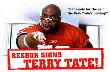 Terry Tate, Office Linebacker