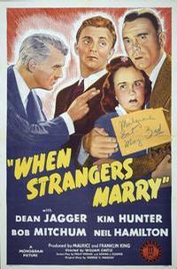 陌生人的婚礼
