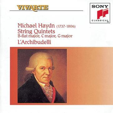 Michael Haydn: String Quintets (B-flat Major / C Major / G Major)
