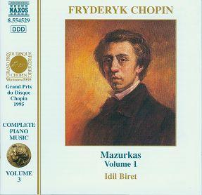 Chopin: Piano Music (Complete) Vol. 3 (Box Set)