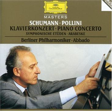 Schumann: Piano Concerto; Symphonic Etudes; Arabesque