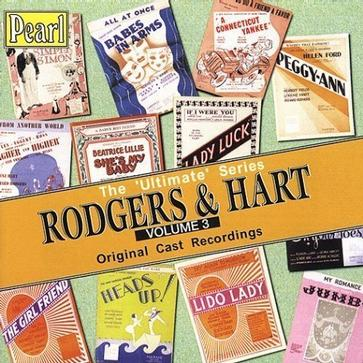 The Ultimate Rodgers & Hart, Vol. 3