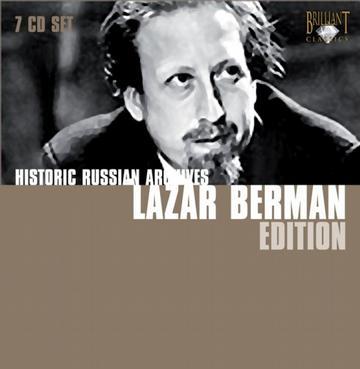 Lazar Berman Edition (Box Set)