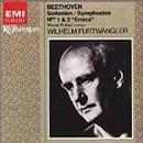 "Beethoven: Symphonies Nos. 1 & 3 ""Eroica"""