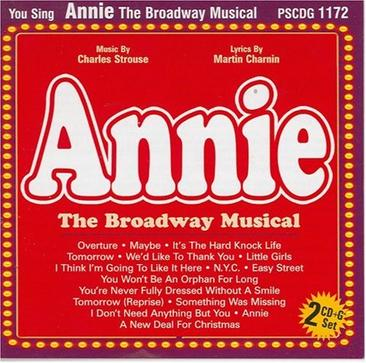 You Sing The Hits of Annie: The Broadway Musical