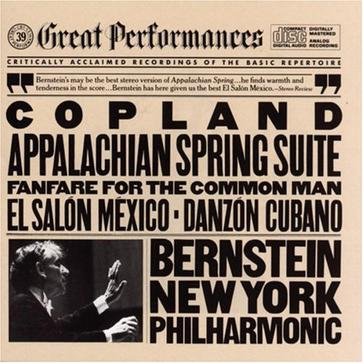 Bernstein Conducts Copland