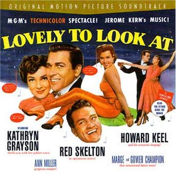 Lovely to Look At (1952 Movie Soundtrack) (Rhino Handmade)