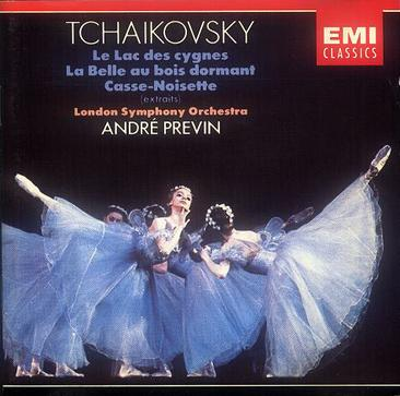 Piotr-Ilyich Tchaikovsky: Ballet Excerpts; Swan Lake/Sleeping Beauty/Nutcracker