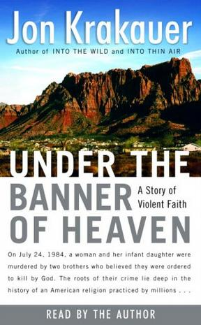 under the banner of heaven book Free book under the banner of heaven by jon krakauer value torrent kindle story ibooks prewiew text without signing read under the banner of heaven.
