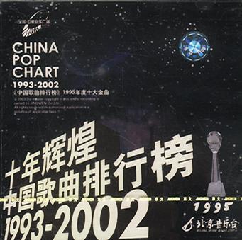 中国歌曲排行榜1993-2002(1995)