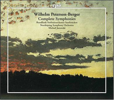Wilhelm Peterson-Berger - Complete Symphonies & Orches