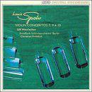 Louis Spohr: Violin Concertos 7, 9 & 10