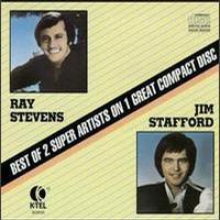 Back to Back: Ray Stevens & Jim Stafford