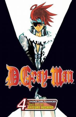 D.Gray-Man, Vol. 4