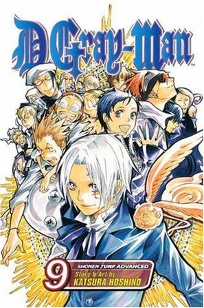 D.Gray-Man, Vol. 9