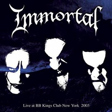 Live At BB Kings Club, New York 2003