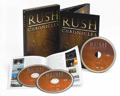 Chronicles (Sound+Vision) [2 CD/1 DVD Combo]