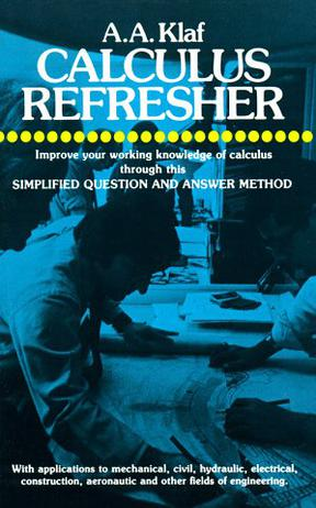 Calculus Refresher
