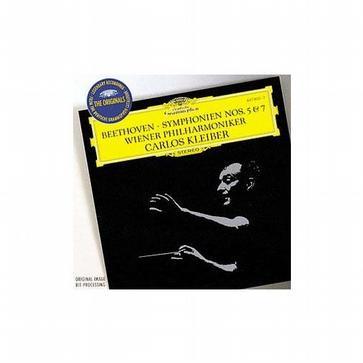 贝多芬:第五,第七交响曲(维也纳爱乐乐(447 400-2)