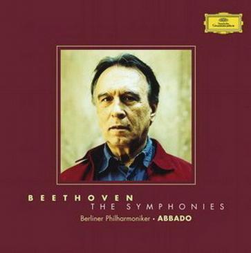 进口:贝多芬交响曲全集9(阿巴多指挥)(427 306-2)